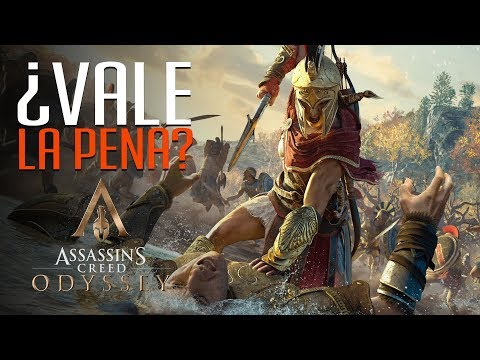 Assassin's Creed Odyssey: ¿Vale la pena?