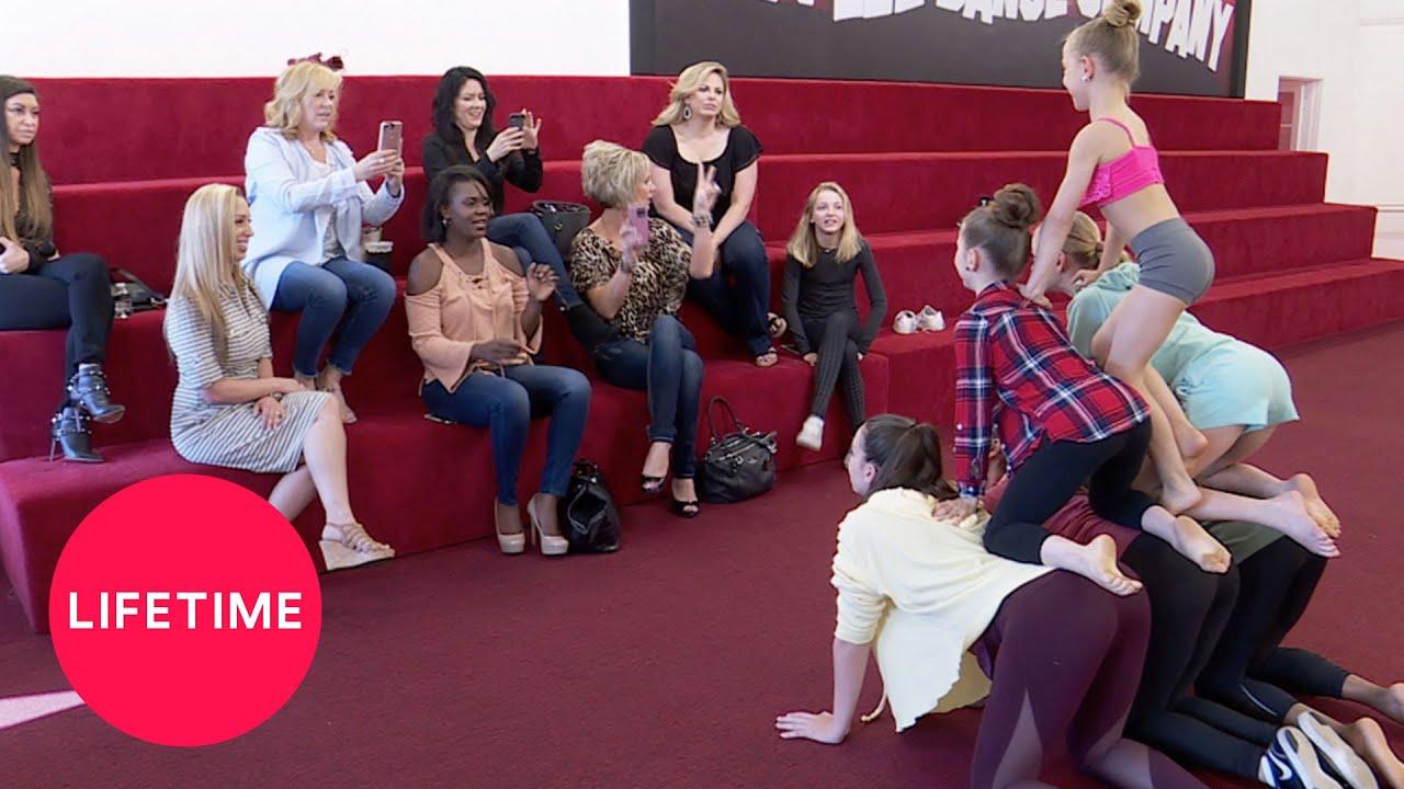 Download Dance Moms: Bonus: The Human Pyramid (Season 7, Episode 21) | Lifetime