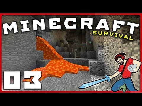 Minecraft Survival | THE REBEL WITHIN! || [S01E03] Vanilla 1.12 Lets Play