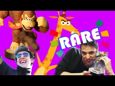 How To Get Rare Amiibo!!