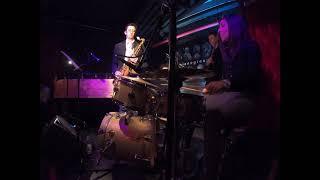 Migdalia van der Hoven Drum Cam Solo - Live @Piano Smithfield