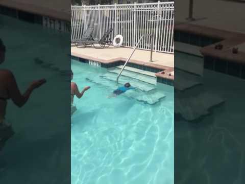 Learn To Swim with Jackie Doyle
