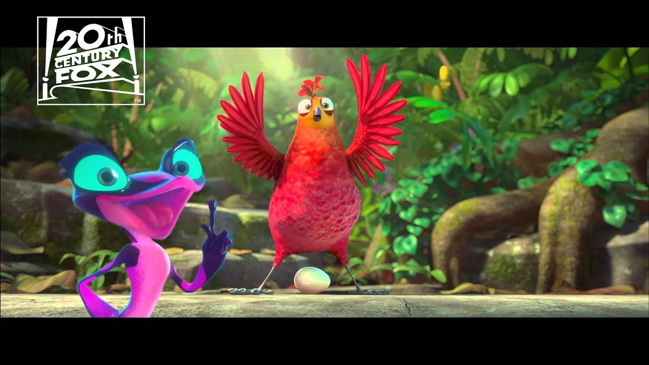 RIO 2 Beak Out 20th Century FOX YouTube