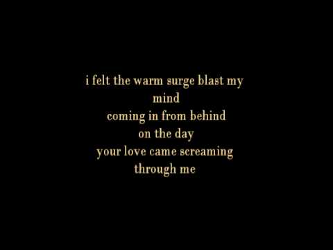 Song for an old friend - The mountain goats (lyrics)