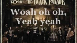My Chemical Romance - My Way Home Is Through You Lyrics