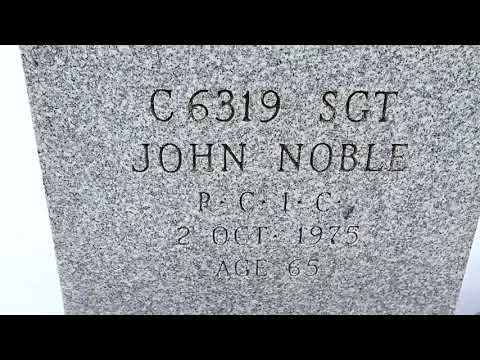 John Noble finds his father, 69 years after he left the family