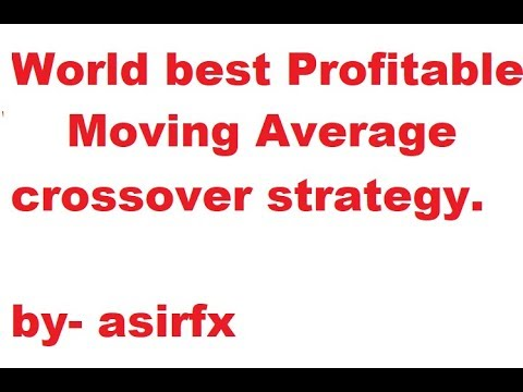 world best Profitable Moving Average crossover strategy