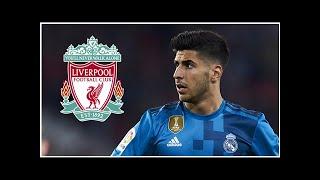 Transfer news & rumours LIVE: Liverpool make €180m Asensio bid