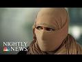 ISIS Terror Yazidi Woman Escapes Sexual Slavery NBC Nightly News