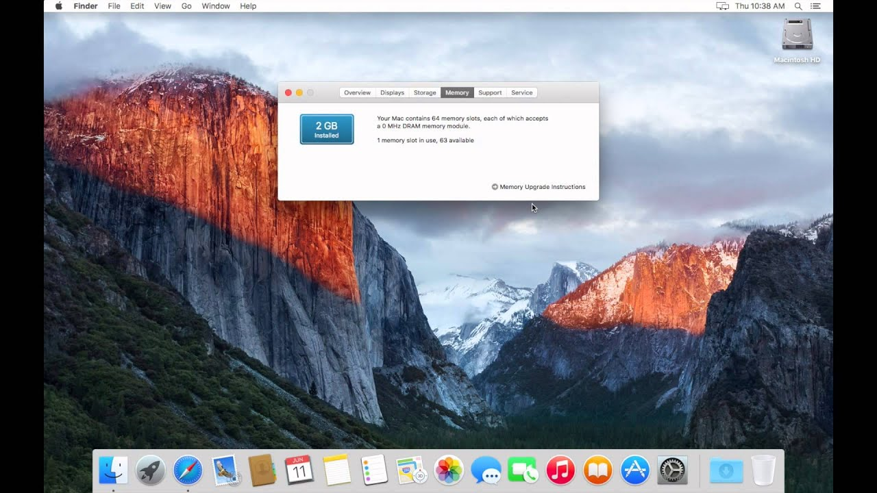machine for os x