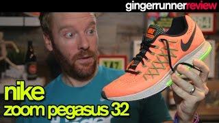 nIKE Zoom Pegasus 32 review