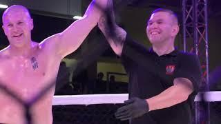 Łukasz Budner pokazał jak sport zwycięża z ulicą | West Fighting MMA 5