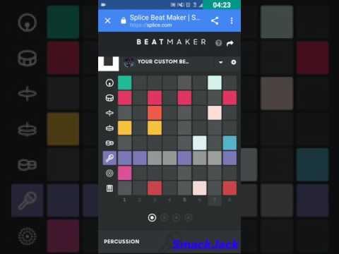 New game called Splice Beatmaker