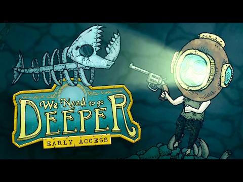 We Need To Go Deeper - INFECTED DEPTHS! Underwater Survival! - We Need To Go Deeper Co-op Gameplay