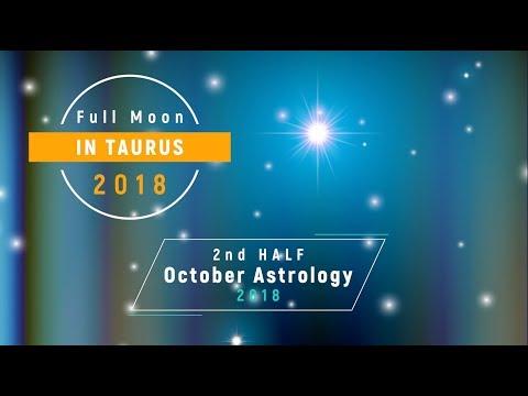 2ND HALF OCTOBER 2018 ASTROLOGIAL FORECAST