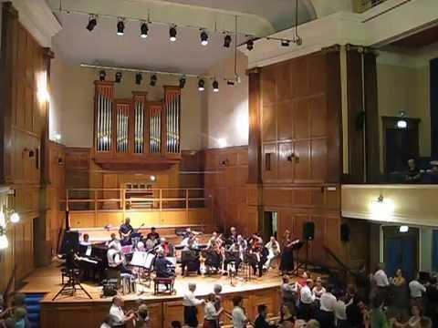 RSCDS Summer School 2015 - Musicians' course students  - Jean Martin of Aberdeen