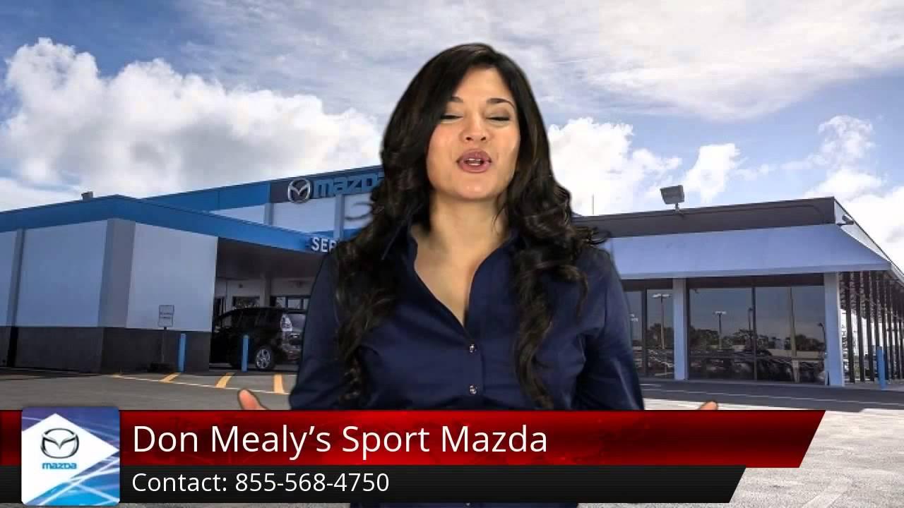 Mazda Dealer Don Mealys Sport Mazda Orlando New Car Review Don Mealeyu0027s  Sport Mazda 6239 S. Orange Blossom Trail Orlando, FL 32809  Phone:877 706 5005 Don ...