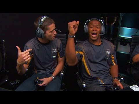Playing COD with NFL Players Golden Tate & Demaryius Thomas! (Champs Pro-Am 2015)