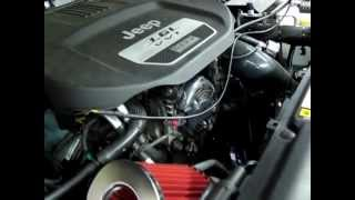 RIPP Superchargers 2012 JK 317HP 280TRQ 37in Tires Auto Pentastar