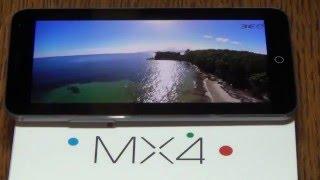 Meizu MX4 воспроизведение видео 4k(Meizu MX4, 5,36' IPS экран, DUAL SIM, 8х ядерный процессор, оперативная память 2 GB, ROM 16 Gb, камера 20,7 Мп, Android 4.4.4 Проверьте..., 2015-12-08T01:16:17.000Z)