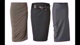 Утонченные женские юбки. Стиль_для_модниц.
