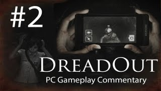 DreadOut PC Gameplay Commentary DEMO 2/4