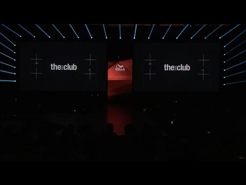 Sfilata gruppo TheBestClub - Toni Pellegrino #WCS17