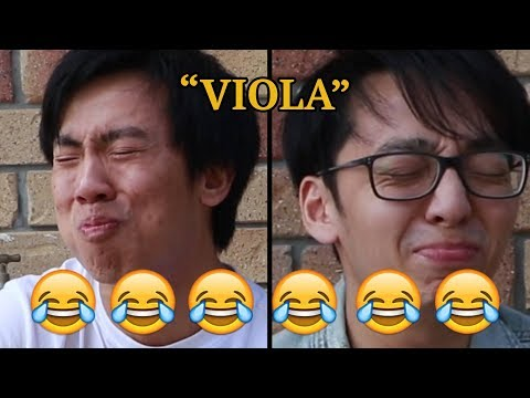 Try Not to Laugh: VIOLA JOKES Edition