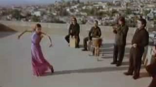 видео Танец фламенко