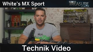 Whites MX Sport im Detail mit Tiefentest - Technik Video