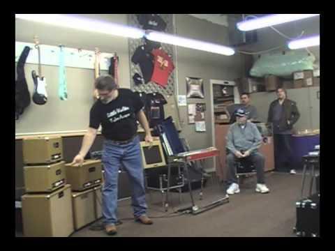 Little Walter Amp Workshop Video 2