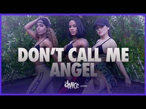 Don't Call Me Angel - Ariana Grande, Miley Cyrus, Lana Del Rey | FitDance Life (Choreography)