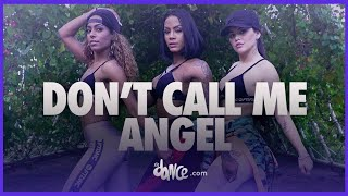 Don't Call Me Angel - Ariana Grande, Miley Cyrus, Lana Del Rey | FitDance Life (Choreography)