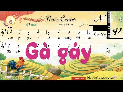 GÀ GÁY - Lớp 1 - Chủ đề 6 - KNTTVCS | Nevis Center