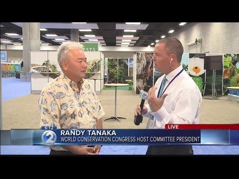 Interview with Randy Tanaka, IUCN Hawaii Host Committee