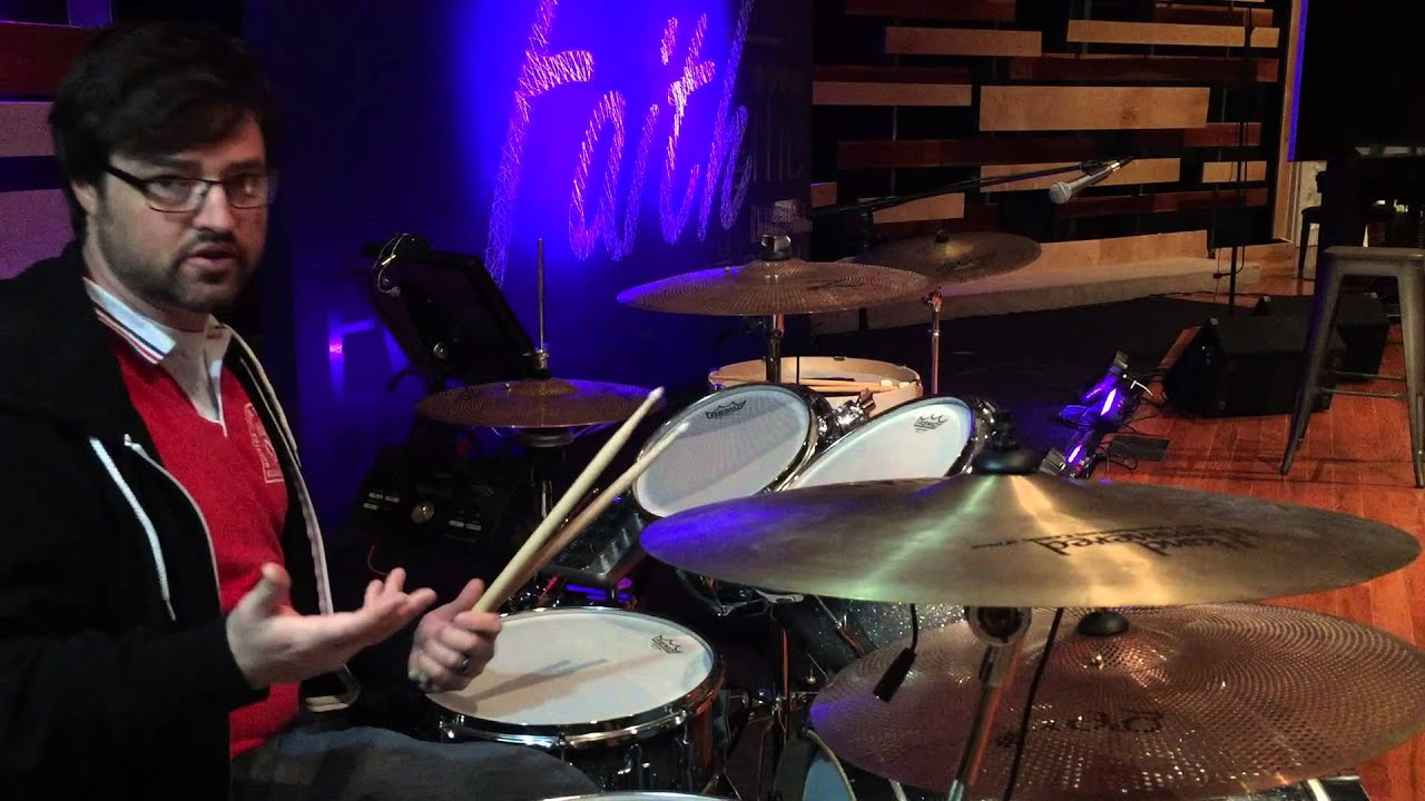 Quiet, Controllable Drums at Church: The Acoustic Electric Drum Kit