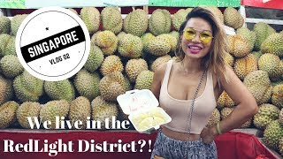 Gambar cover Singapore Vlog 02: Jade booked our Airbnb in the redlight district of Geylang!