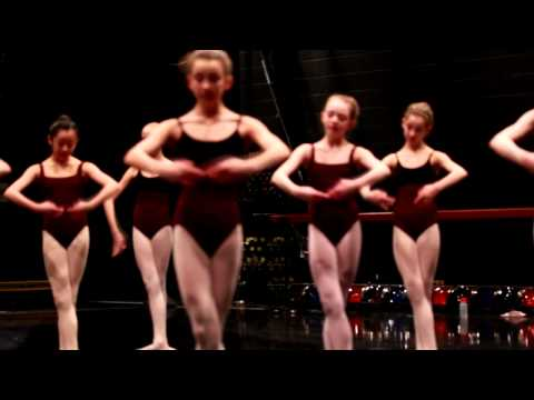 A look at Canada's National Ballet School from PBP student Olivia