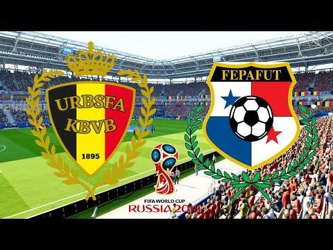 World Cup 2018 - Belgium Vs Panama - 18/06/18 - FIFA 18