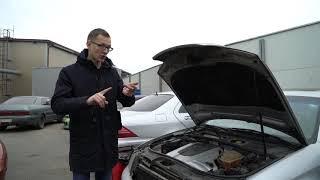 Забрал Audi A6 и сразу продаю
