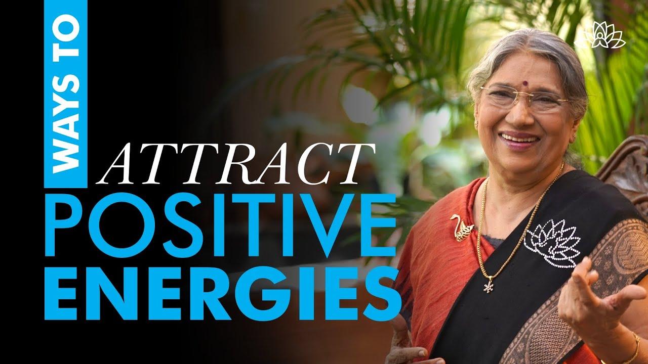 How to attract positive energies? | Dr. Hansaji Yogendra