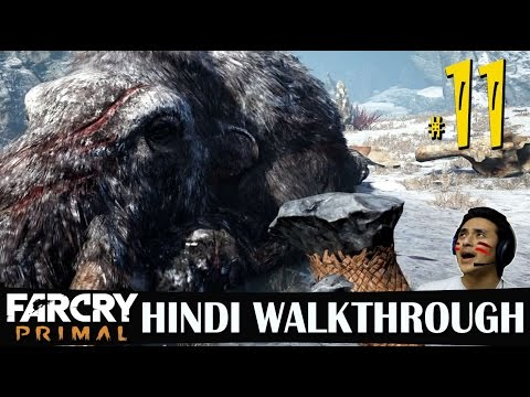 Far Cry Primal Hindi Walkthrough Part 11 -...
