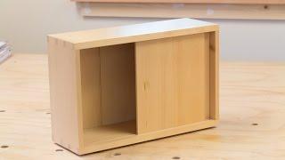 Vertical Grain Douglas Fir Cabinet Build - Part 2