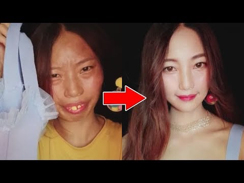 Magical Makeup Transformations 😱 The Power of Makeup 2018 [ Asian Girls Edition ]