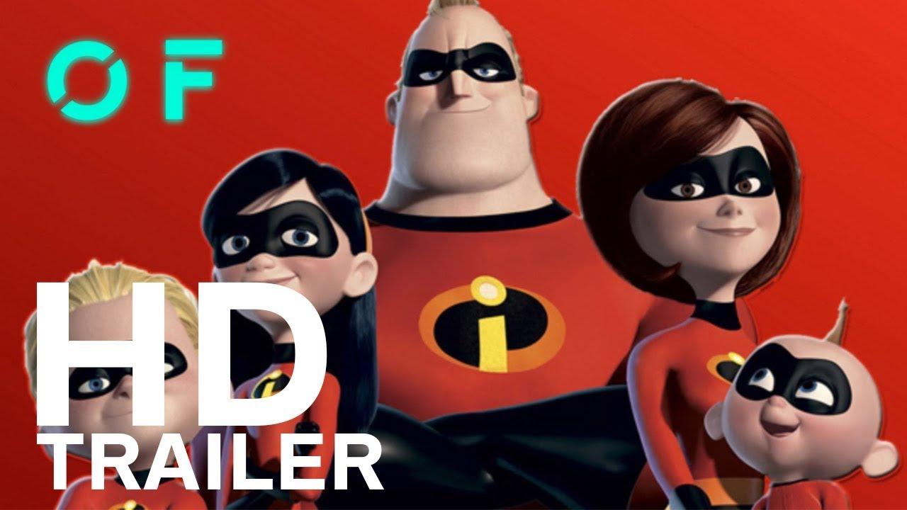 Los Increíbles 2 Tráiler Subtitulado En Español Youtube