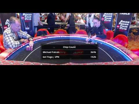 High Rollers Final Table - APT Experience Manila 2016