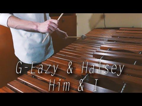 G-Eazy & Halsey - Him & I (Marimba Cover)