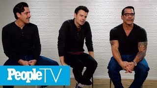 New Kids On The Block Open Up About Their Thirty Years Of Success | PeopleTV