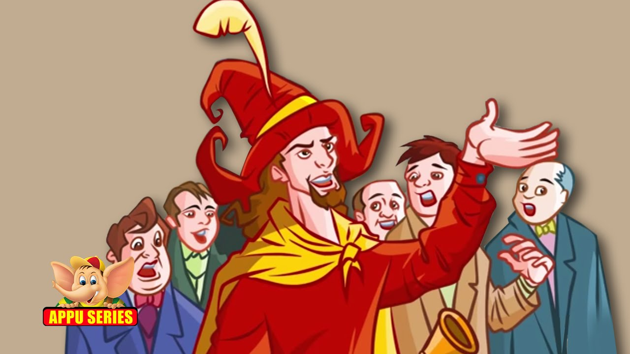 The Pied Piper Of Hamelin A Short Story Youtube