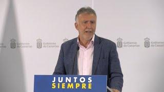 Canarias insiste en la solidaridad para afrontar la presión migratoria